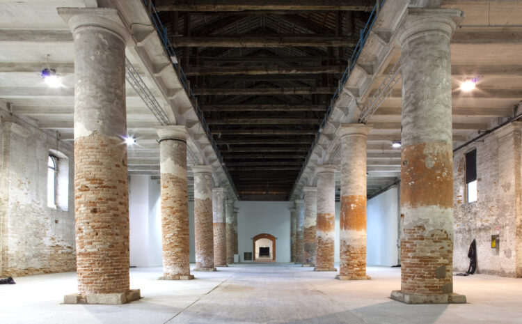 """How will we live together?"": Exploring the Question of the 2021 Venice Architecture Biennale"
